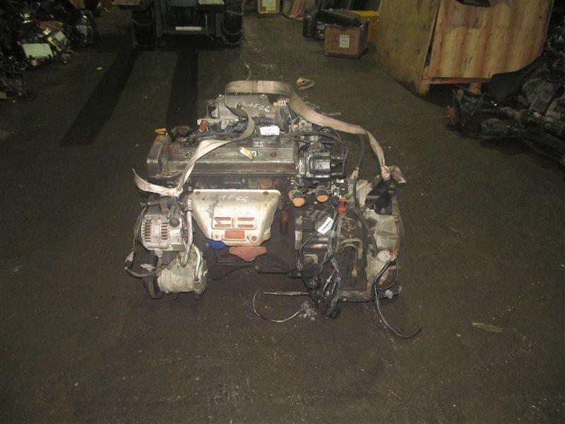 Двигатель Toyota Corona Premio AT210 4A-FE