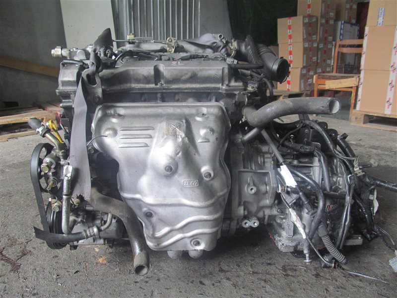 Двигатель Mazda Familia BJ5P ZL-VE