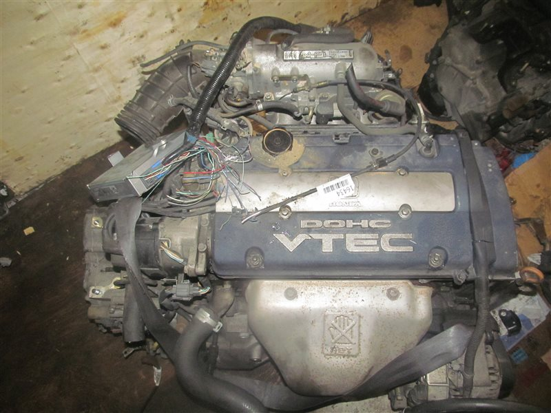 Двигатель Honda Accord CF4 F20B
