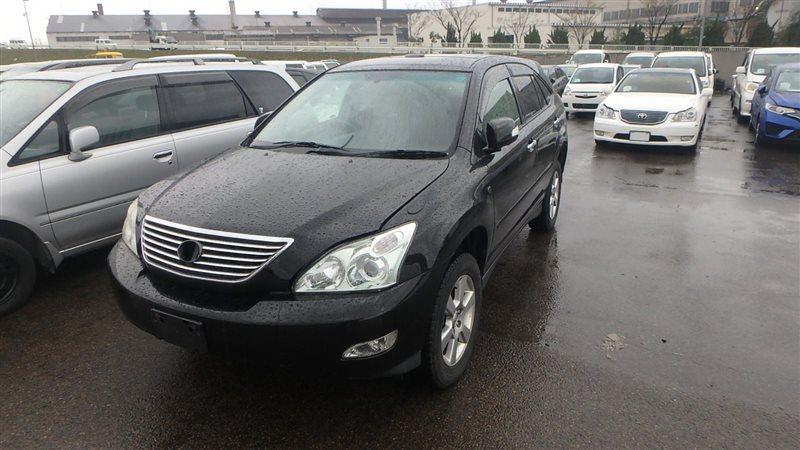 Блок abs Toyota Harrier GSU35 2GR-FE 2006