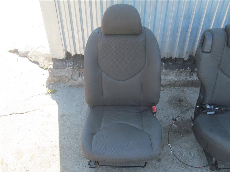 Сидение Toyota Rav4 ACA30 1AZ-FE 2008