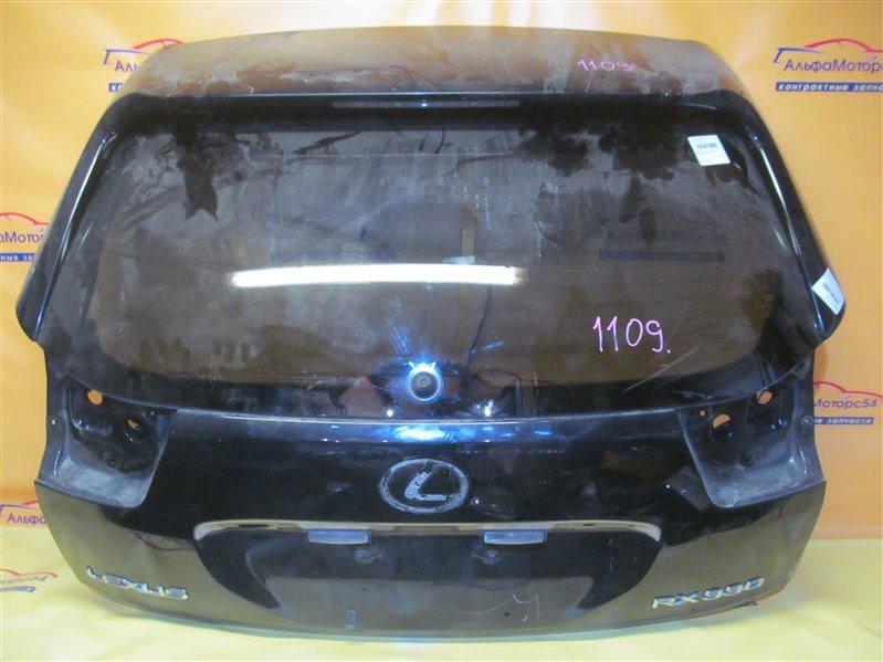 Дверь 5-я Lexus Rx330 MCU35 3MZ-FE