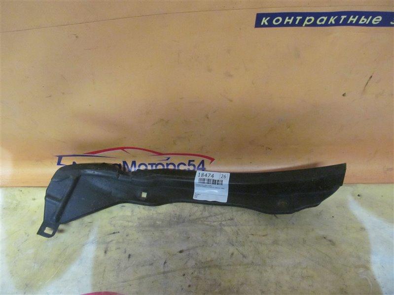 Подкрылок Toyota Corolla NZE121 1NZ-FE 2001 задний правый