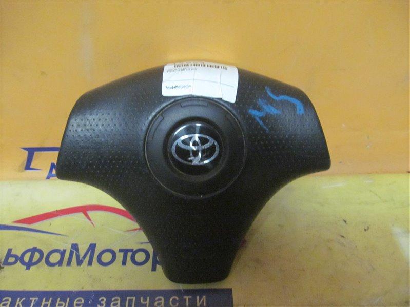 Airbag на руль Toyota Corolla Fielder ZZE123 2ZZ-GE 2002