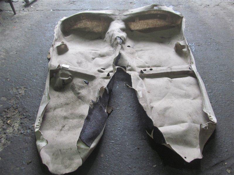 Ковер пола Toyota Camry ACV40 2AZ-FE