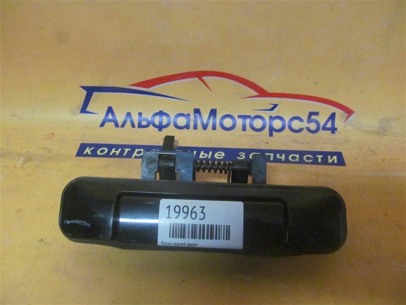 Ручка задней двери Subaru Forester SF5
