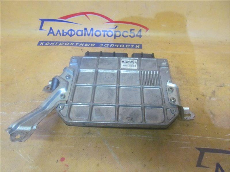 Блок управления efi Toyota Vitz KSP90 1KR-FE