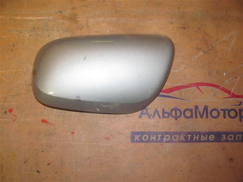 Накладка зеркала заднего вида наружняя Toyota Corolla NZE121 2005 передняя левая