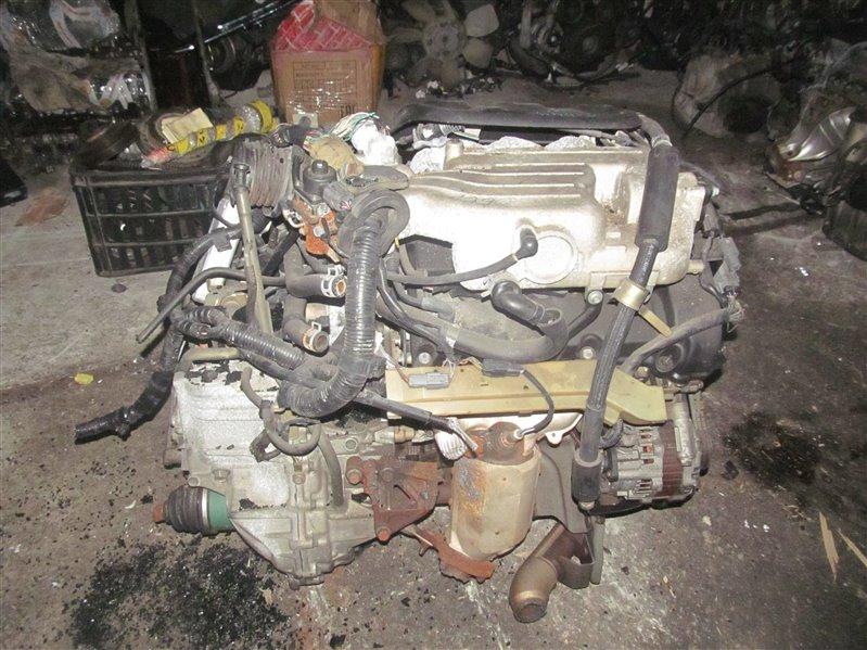 Двигатель Mazda Mpv LWFW AJ-DE