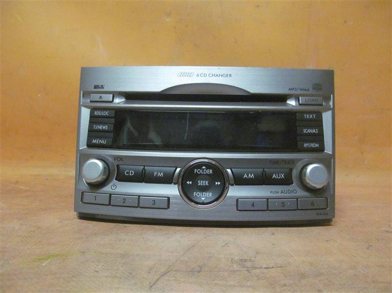 Магнитола Subaru Outback B14 2011