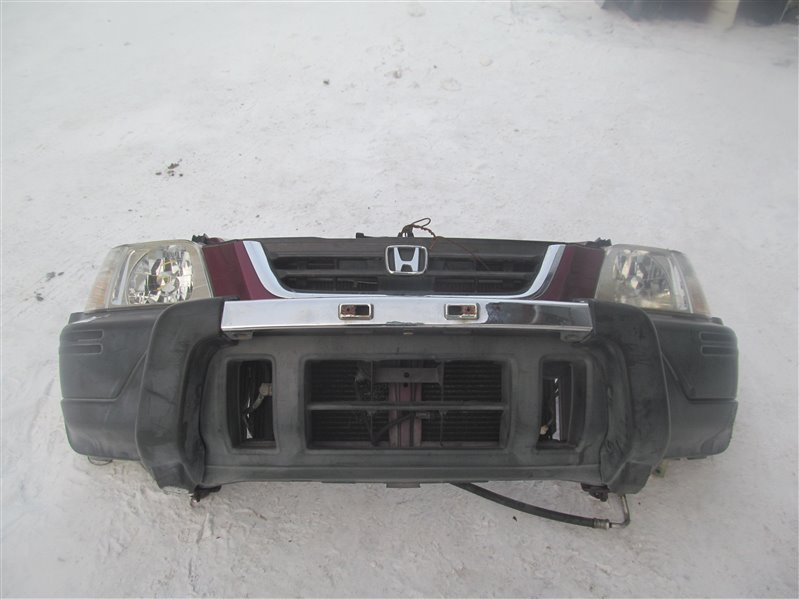 Nose-cut Honda Cr-V RD1