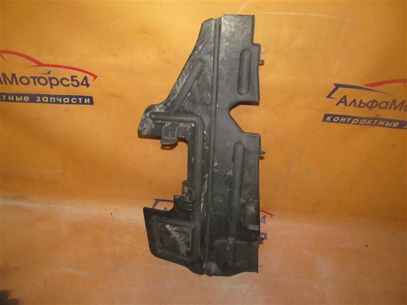 Защита радиатора Toyota Avensis AZT251 2AZ-FSE 2006 передняя правая