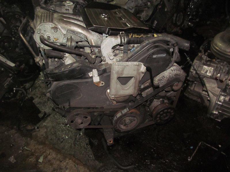 Двигатель Toyota Alphard MNH15 1MZ-FE