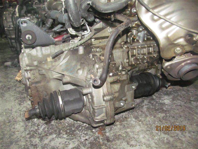 Акпп Toyota Wish ZNE10 1ZZ-FE 2005