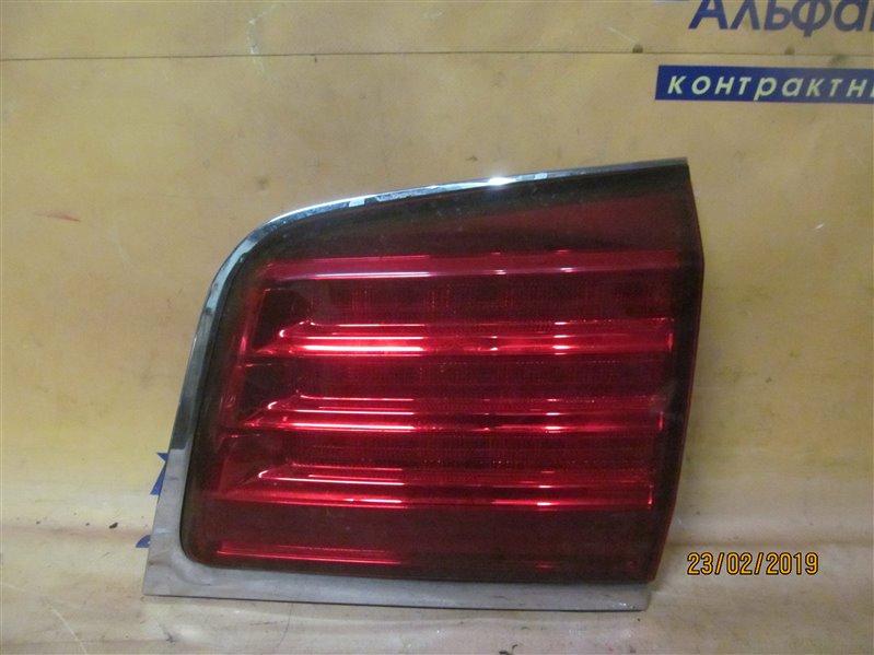 Вставка между стопов Lexus Lx570 URJ201 3UR-FE 2010 задняя правая
