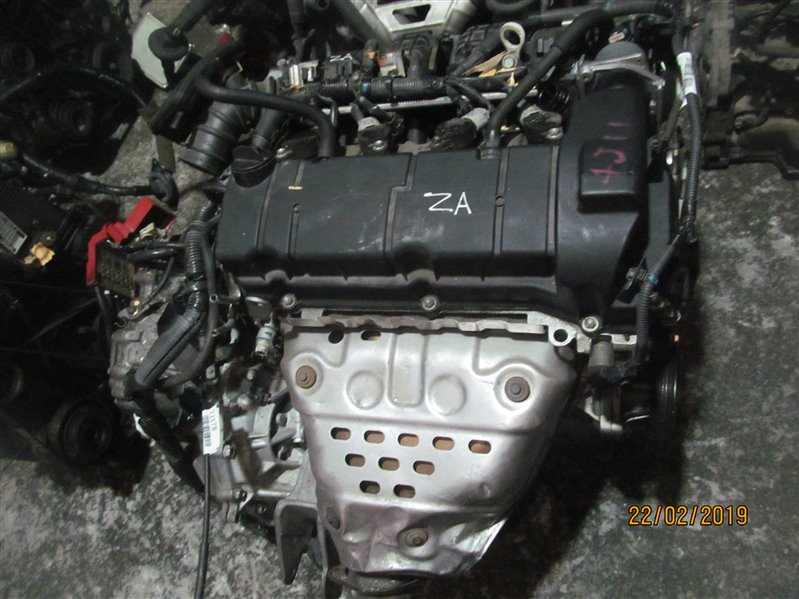 Двигатель Mitsubishi Delica D5 CV2W 4J11 2009
