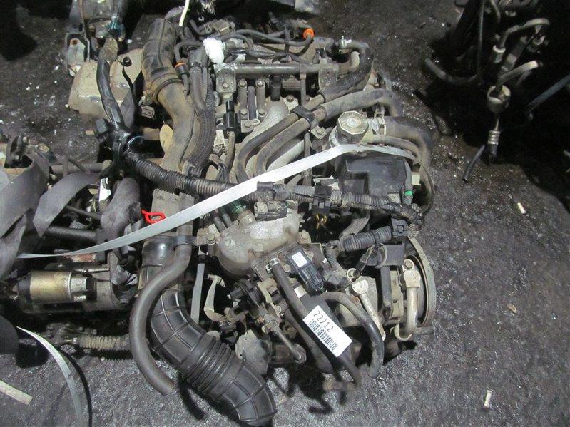 Двигатель Suzuki Every DA64W K6A-TI