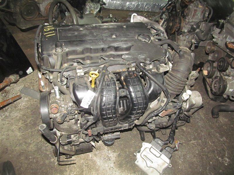 Двигатель Mitsubishi Lancer CY4A 4B11