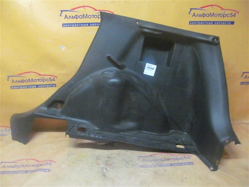 Обшивка багажника Honda Fit GD1 L13A 2002 задняя правая