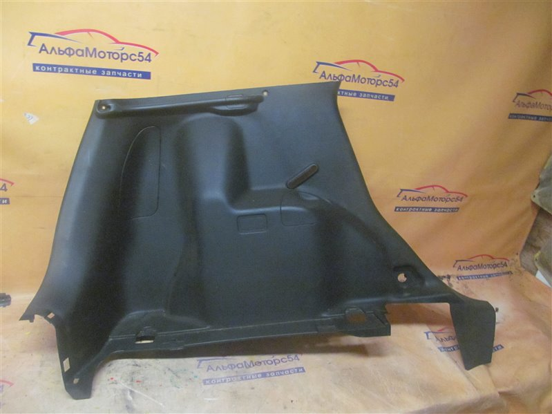 Обшивка багажника Honda Fit GD1 L13A 2002 задняя левая