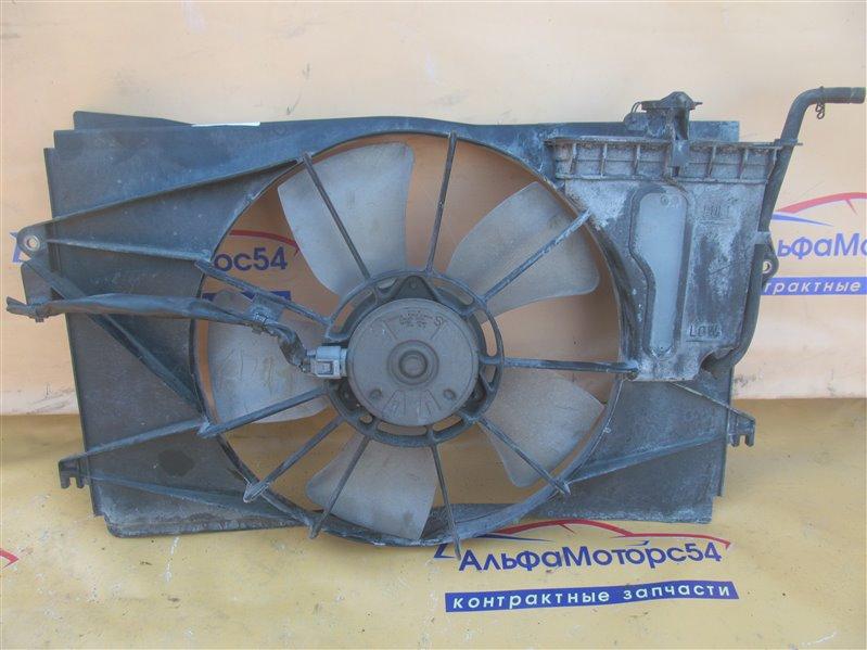 Диффузор радиатора Toyota Corolla Fielder NZE121