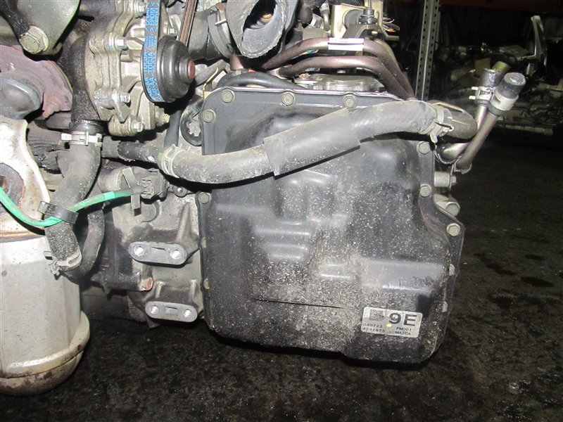 Акпп Mazda Mpv LWFW AJ-DE