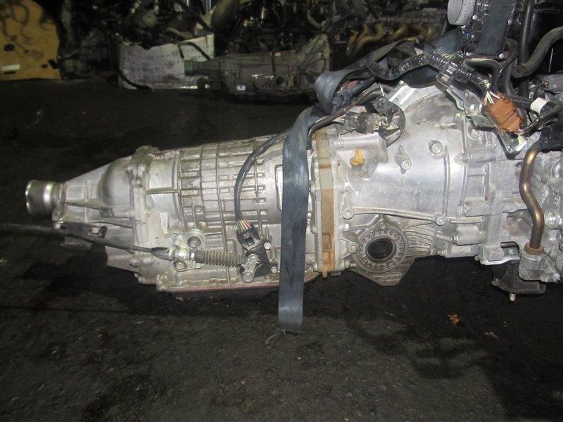 Акпп Subaru Forester SHJ FB20A 2011