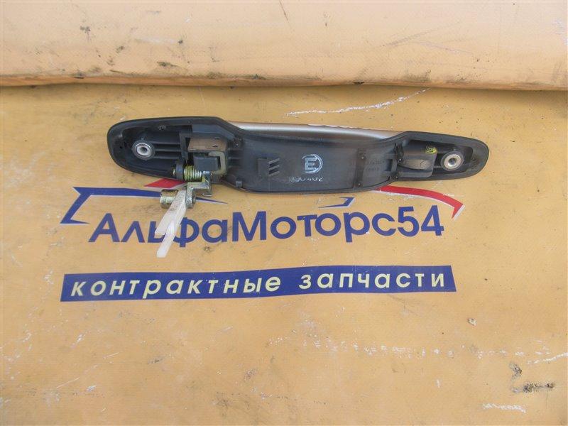 Ручка двери внешняя Toyota Harrier MCU15 задняя правая
