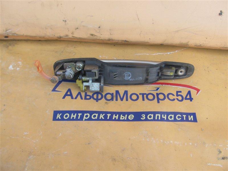 Ручка двери внешняя Toyota Harrier MCU15 передняя правая
