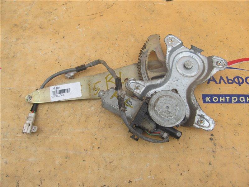 Стеклоподъемник Toyota Harrier MCU15 задний левый