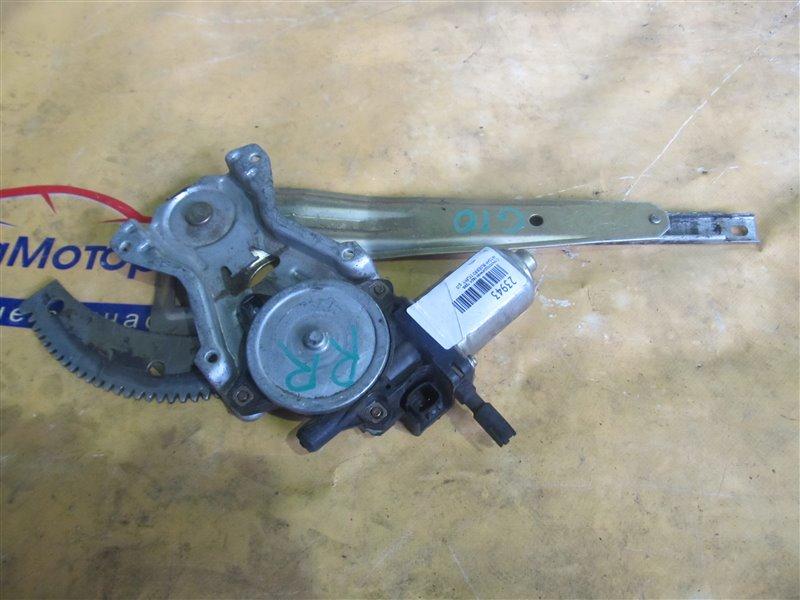 Стеклоподъемник Nissan Bluebird Sylphy G10 задний правый