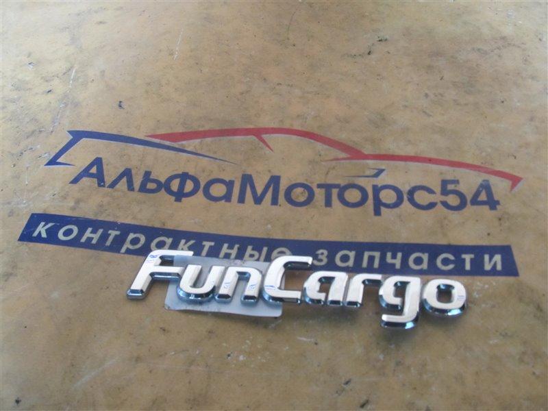 Эмблема Toyota Funcargo NCP20 2NZ-FE