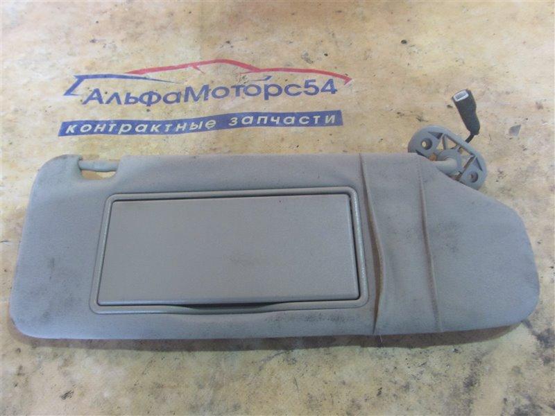 Козырек солнцезащитный Toyota Avensis AZT250