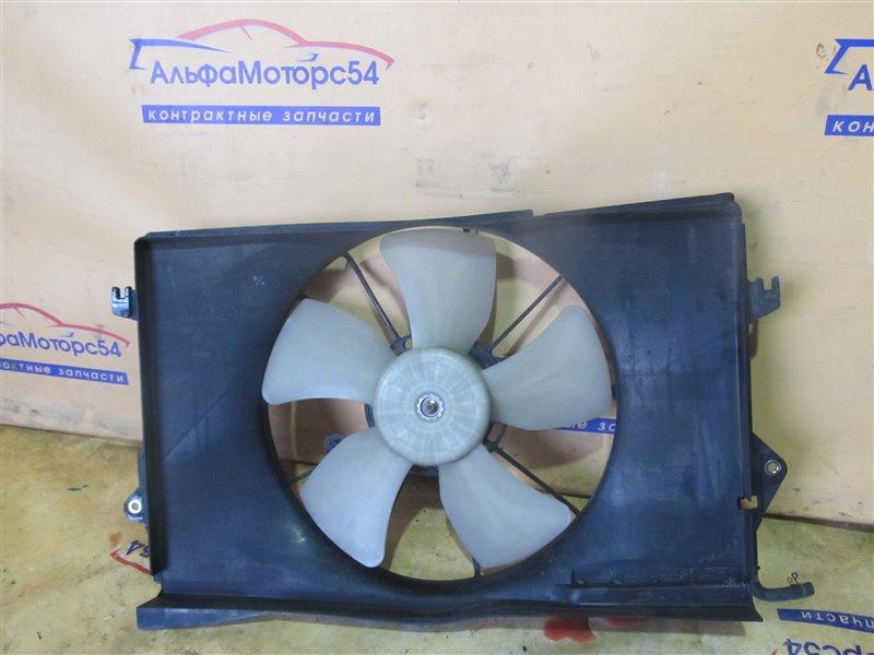 Диффузор радиатора Toyota Corolla NZE124 1NZ-FE 2003