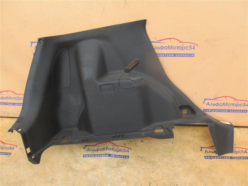 Обшивка багажника Honda Fit GD1 задняя левая
