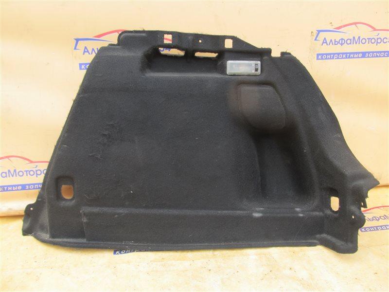 Обшивка багажника Mazda Axela BK5P задняя правая нижняя