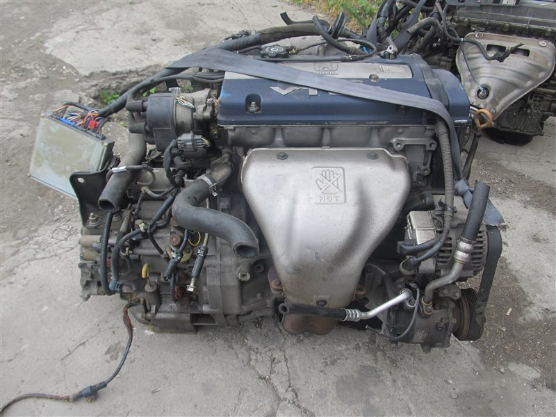 Двигатель Honda Accord CF4 F20B