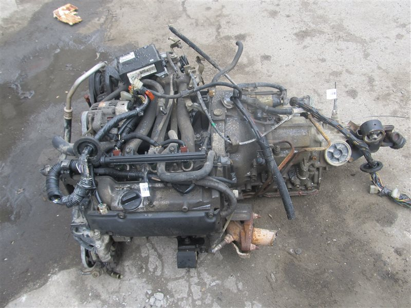 Двигатель Daihatsu Hijet S220 EF-VE 2000