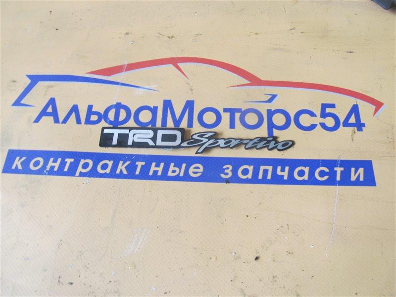Эмблема Toyota Corolla Runx/allex NZE121