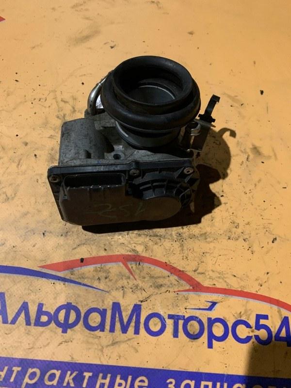 Дроссельная заслонка Toyota Ractis SCP100 2SZ-FE 2007