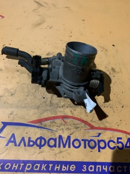 Дроссельная заслонка Toyota Probox NCP51 1NZ-FE 2006