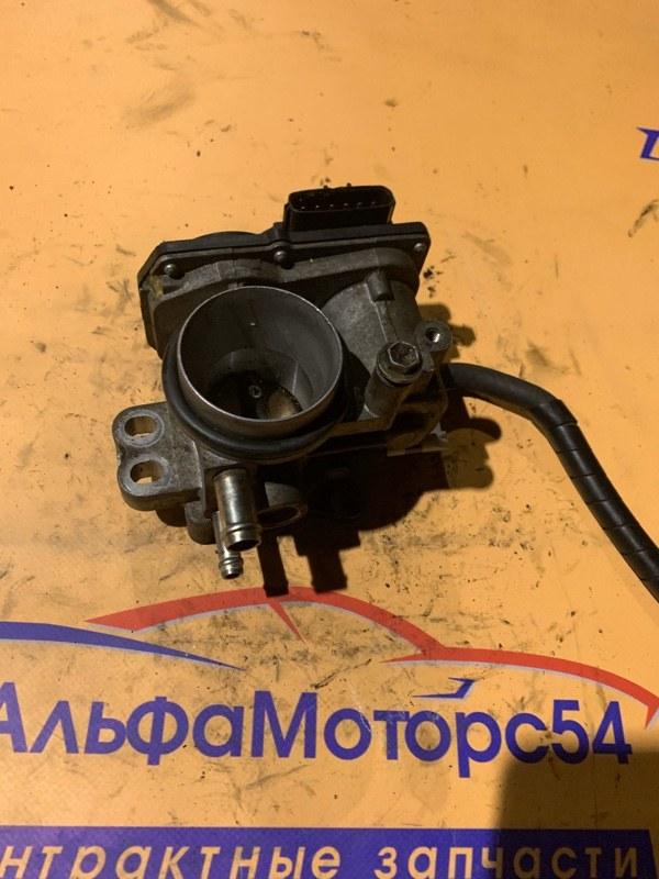 Дроссельная заслонка Toyota Belta SCP92 2SZ-FE 2012