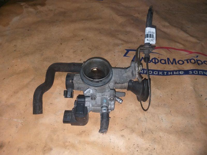 Дроссельная заслонка Toyota Platz SCP11 1SZ-FE 2003