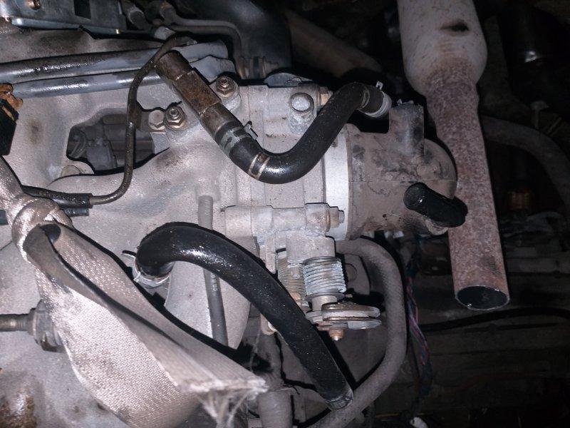 Дроссельная заслонка Mazda Bongo Friendee SG5W J5-D