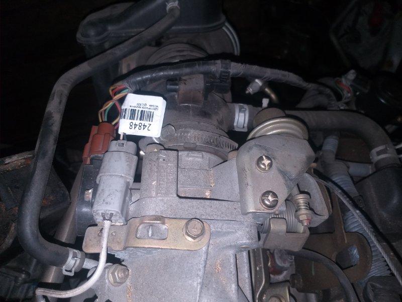 Дроссельная заслонка Nissan Bluebird Sylphy QG10 QG18DE 2003