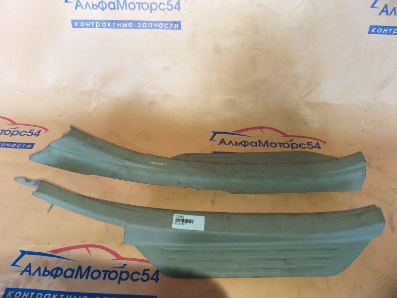Порожек пластиковый Toyota Camry ACV40 задний