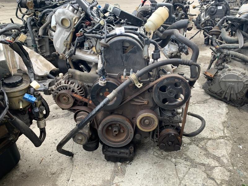 Двигатель Mitsubishi Airtrek CU2W 4G63