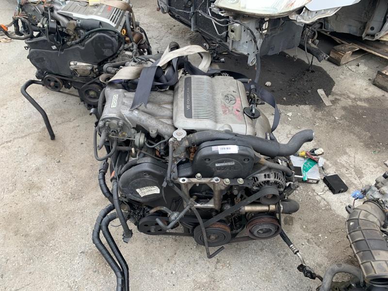 Двигатель Toyota Windom VCV10 3VZ-FE 1993