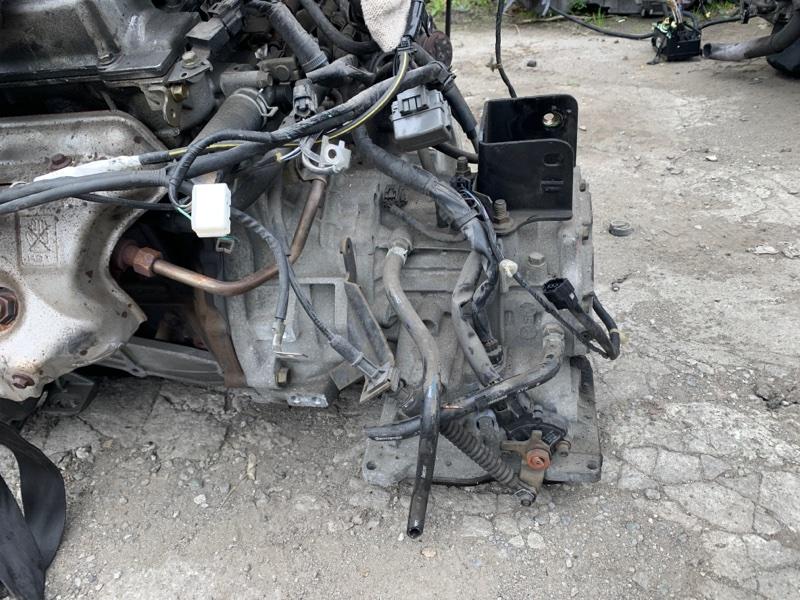 Акпп Mazda Familia BJ5W ZL-DE