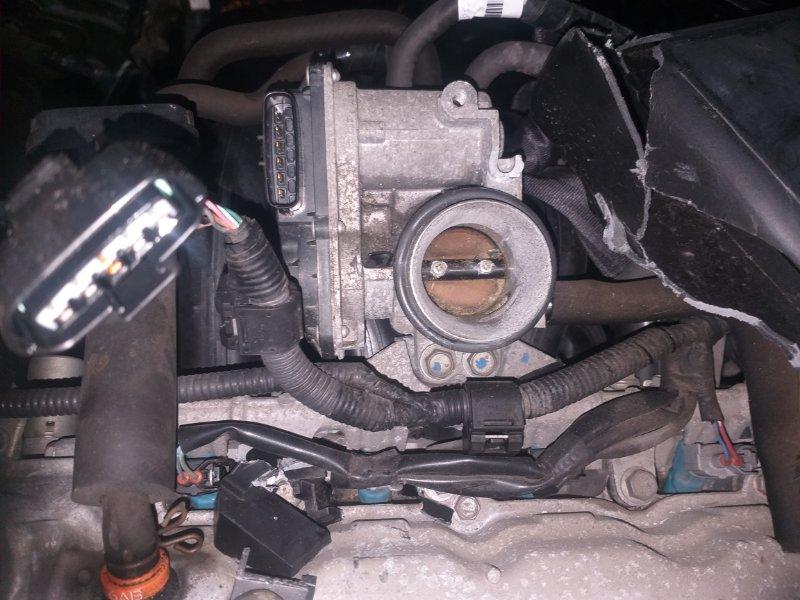 Дроссельная заслонка Toyota Vitz SCP90 2SZ-FE 2007